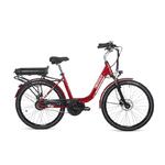 kalyso néomouv, vélo electrique rouge 2018