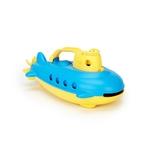 sous marin GReen toys - poignée jaune