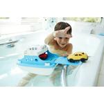 Ferry Boat avec Mini cars Green Play- jouet de bain