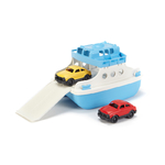 Ferry Boat avec Mini Voitures Green Play