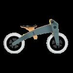wishbone bike grey 2 en 1