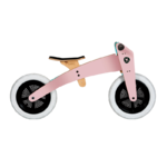 wishbone bike pink 2 en 1