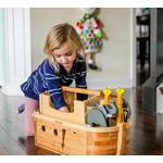 jouet en bois arche de noe everearth