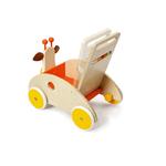 chariot de marche scratch europe - girafe