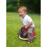 wheely bug coccinelle et garçon