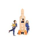 Gigi 60XXL - fusée - Blocs de construction