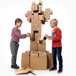 Gigi 96 XL - Blocs de construction - dragon enfants