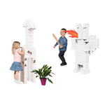 Gigi 96 XL White - blocs de construction - fille et garçon
