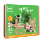 Gigi 30 XL - blocs de construction - box