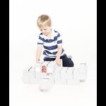 Gigi 30 XL White - blocs de construction gàrçon