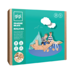 Gigi créatif 30 blocs de construction XL boite