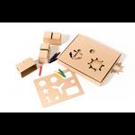 Gigi créatif 30 blocs de construction XL garçon modèle