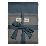 écharpe de portage loriginale jpmbb Bleu paon élephant