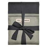 Écharpe de portage Loriginale LOVE RADIUS Anthracite, Olive