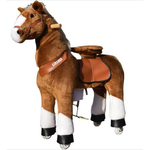 ponycycle marron