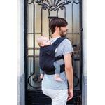 porte-bébé souple tricot click