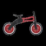 wishbone bike re2 rouge 2 en 1