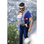 Porte-bébé  physiocarrier gris love radius - JPMBB