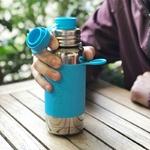 gourde pura Isotherme  475ml -  bleu