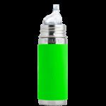 gourde pura Isotherme avec embout bec 260ml -6m+ - vert