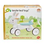 Porteur Lapin - Tender Leaf Toys - boite