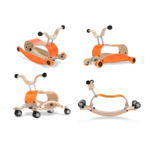 Wishbone Mini Flip Deluxe- orange