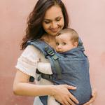 Boba X chambray  - porte bébé ergonomique