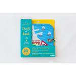 pochette Cahier ardoise Train  jaq jaq bird