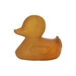 Jouet de bain en caoutchouc naturel Hevea - Alfie Jr le canard