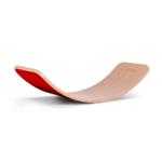 Wobbel Original Transparent Laqué  avec feutre rouge (07)
