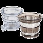 kit sorbet et smoothie extracteur de jus kuvings c9500 d9900 evo820