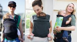 porte bebe physiologique