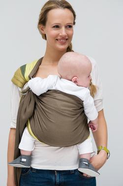 Echarpe et Porte-bébé Sling