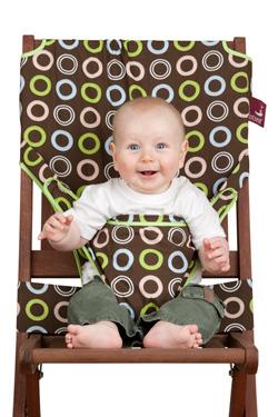 Chaise nomade bébé - Totseat