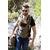 Porte-bébé JPMBB - PhysioCarrier Safari poche Olive