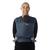 Echarpe de portage bio Tricot-Slen Bleu Jean