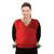 Tricot Slen Cool Rouge Echarpe de portage Babylonia