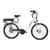 kalyso néomouv, vélo electrique blanc 2018