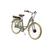 vélo léctrique E-COLORS 26'' Femme - 36V - Alu H46 - 7V - VERT DE GRIS - 2020
