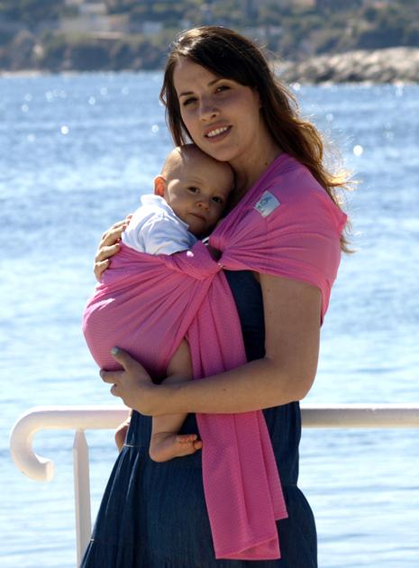 Portebébé Sling SUKKIRI Écharpe De Portage ARCHE DE NÉO - Porte bébé sling
