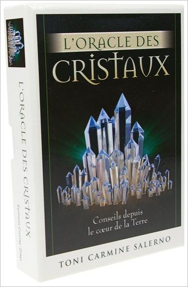 L\'oracle des cristaux (cartes + livret )