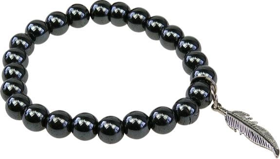 Bracelet Art de la chance - Hématite