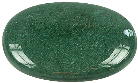 Galet  Aventurine ( 5 x 7 cm )