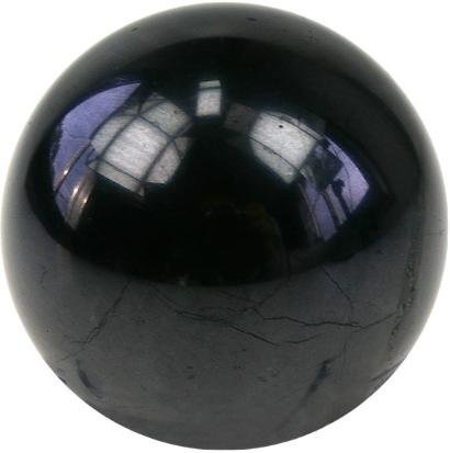 Sphère Shungite 40 mm - La pièce