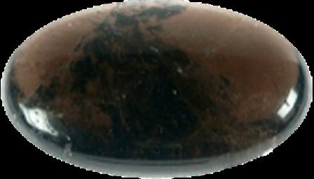 Galet Shungite ( 5 x 7 cm )