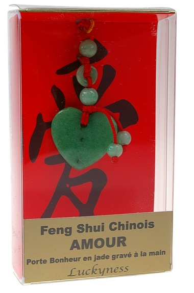 Porte-bonheur Feng-shui - Amour
