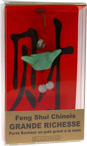 Porte-bonheur Feng-shui - Grande richesse