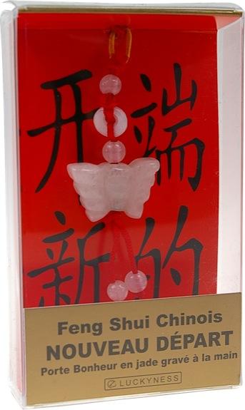 Porte-bonheur Feng-shui - Nouvelle vie