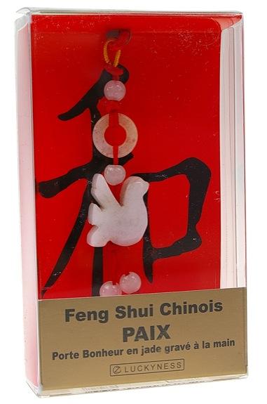 Porte-bonheur Feng-shui - Paix