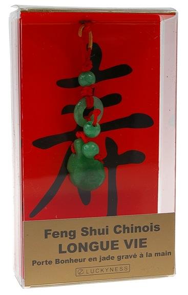 Porte-bonheur Feng-shui - Longue vie